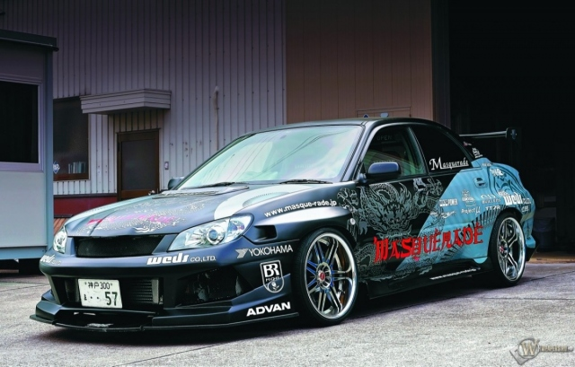 Subaru Impreza MASQUERADE