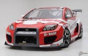 Обои RS-R Formula Drift Scion tC вид спереди: , Спортивные автомобили