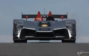 Обои Audi R15: Audi R15, Спортивные автомобили