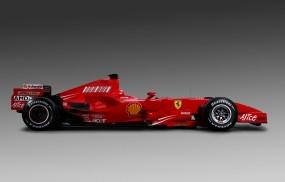 Tapeta: Ferrari F2007