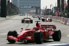 Обои Formula 1: Гонки, Formula 1, Заезд, Спортивные автомобили