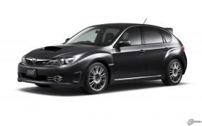 Обои Subaru Impreza Hatchback: Hatchback, Subaru Impreza, Subaru
