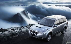Обои Субару форестер: Subaru Forester, Subaru
