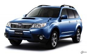 Обои Subaru Forester: Subaru Forester, Subaru