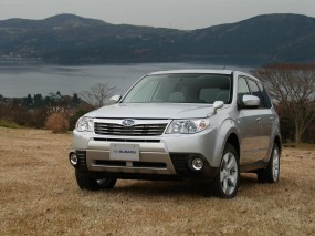Обои Subaru Forester: Внедорожник, Subaru Forester, Subaru