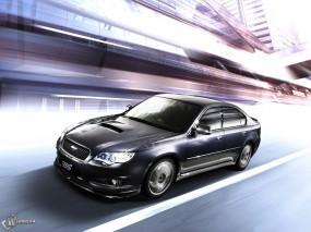 Обои Subaru Legacy: Subaru Legacy, Subaru