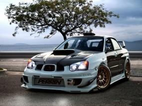 Обои Subaru Impreza WRX STI: Subaru Impreza, Тюнинг, Subaru