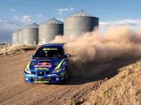 Обои Subaru на Ралли: Гонка, Пыль, Subaru, Ралли, Subaru