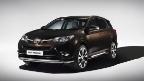 Обои Toyota RAV4 Premium: Авто, Toyota, Toyota