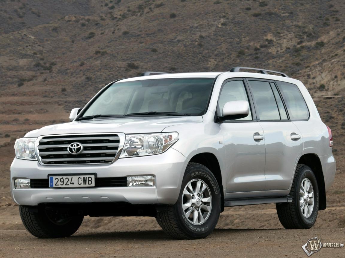 Toyota Land Cruiser 1152x864