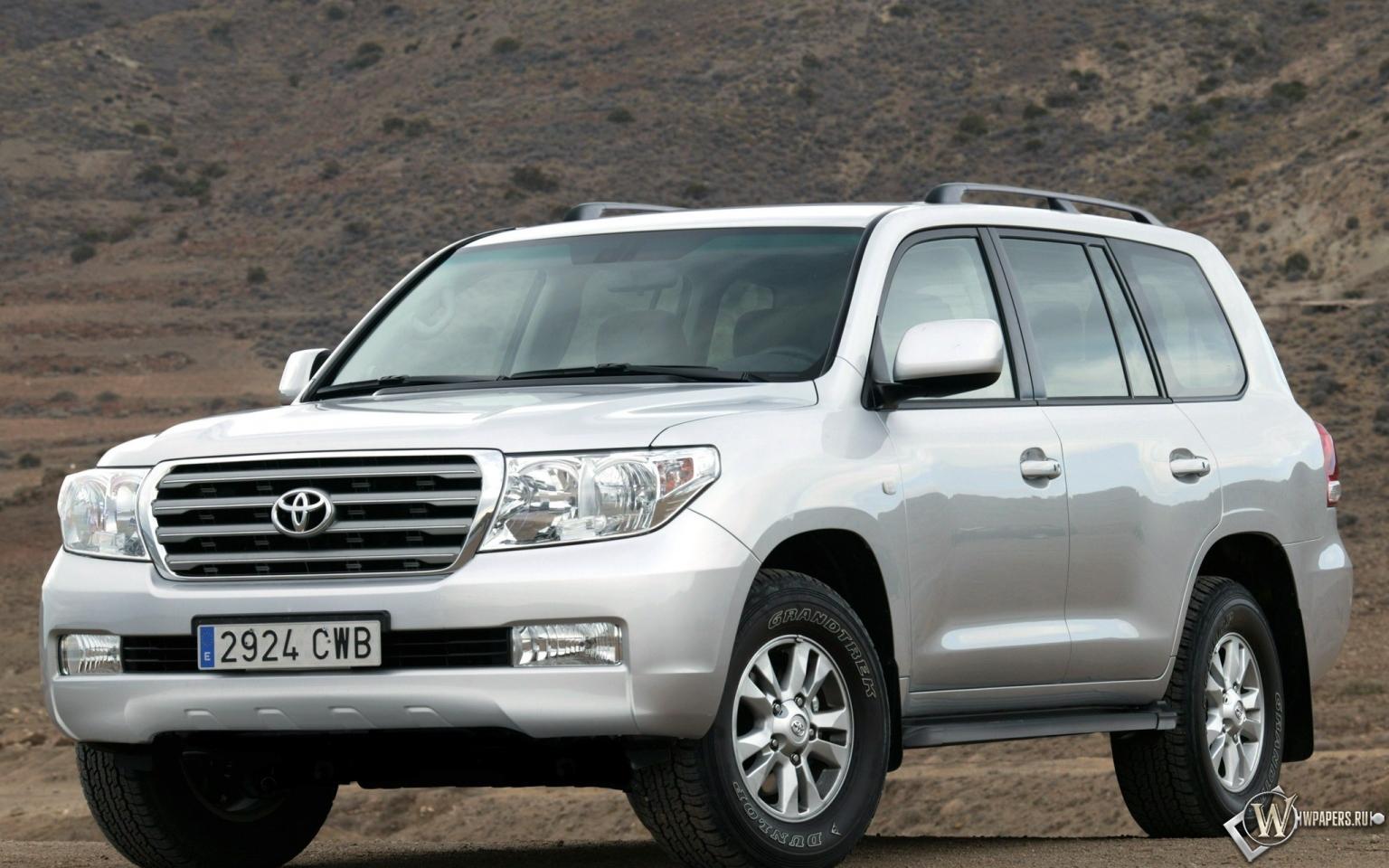 Toyota Land Cruiser 1536x960
