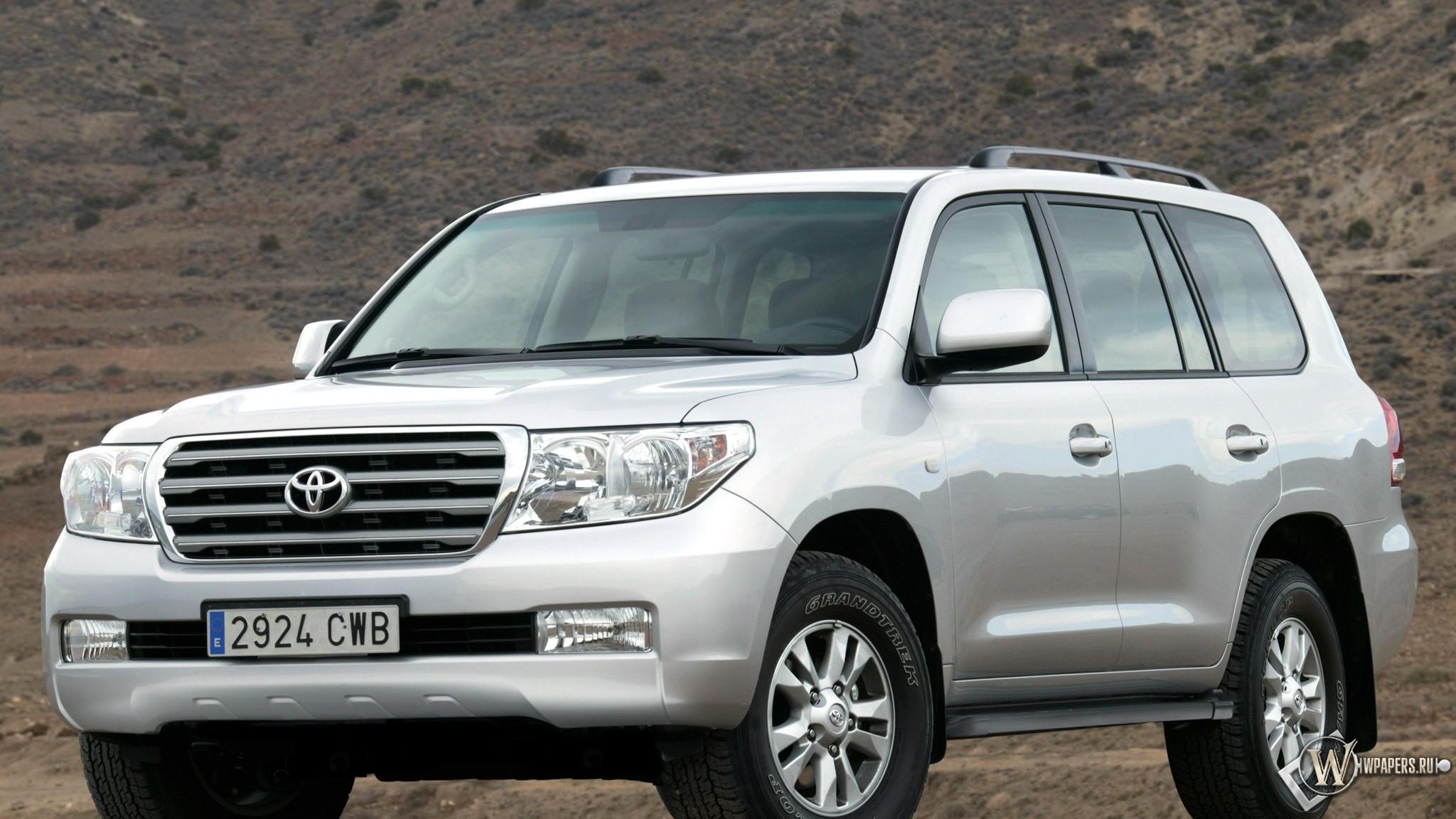 Toyota Land Cruiser 2048x1152