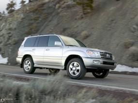 Обои Toyota Land Cruiser: Toyota Land Cruiser, Toyota