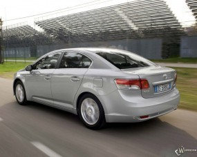 Обои Toyota Avensis: Toyota Avensis, Toyota