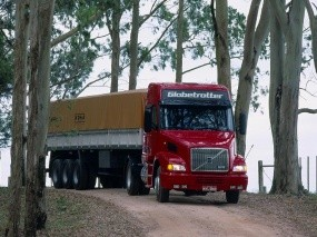 Грузовик Volvo