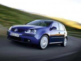 Обои Volkswagen Golf V 2003 г: Volkswagen Golf, VolksWagen
