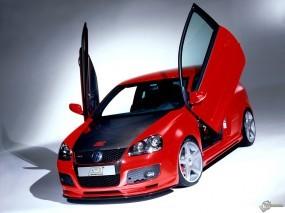Обои Volkswagen Golf: Volkswagen Golf, VolksWagen