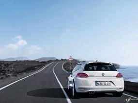 Обои Volkswagen Scirocco: Volkswagen Scirocco, VolksWagen