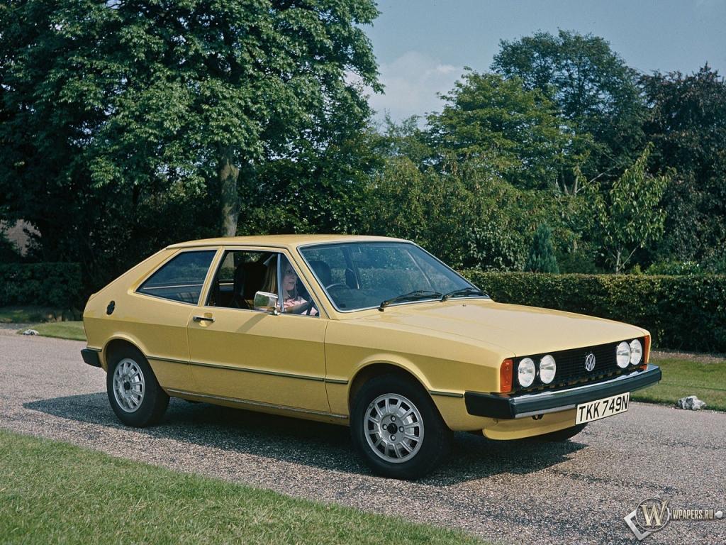 Volkswagen Scirocco (1974-1984) 1024x768