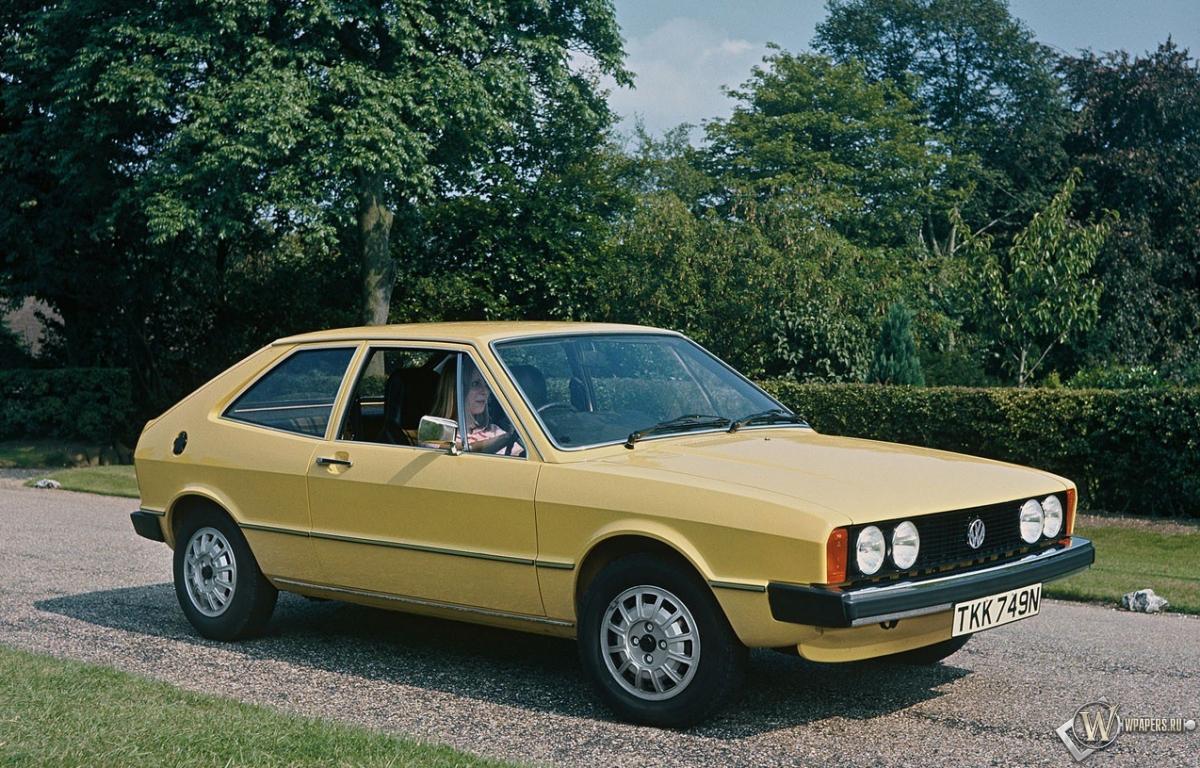 Volkswagen Scirocco (1974-1984) 1200x768