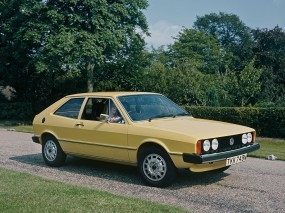 Обои Volkswagen Scirocco (1974-1984): Volkswagen Scirocco, VolksWagen