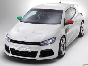 Обои Volkswagen Scirocco Studie R: Volkswagen Scirocco, VolksWagen