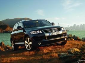 Обои Volkswagen Touareg: Volkswagen Touareg, VolksWagen