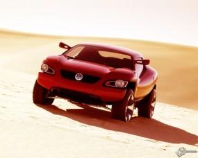 Обои Volkswagen Concept T: Volkswagen, Concept, VolksWagen