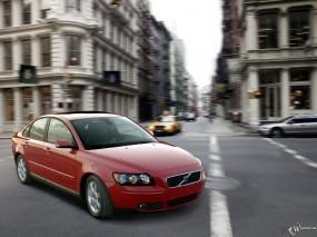 Обои Volvo S40 2004: Volvo S40, Volvo
