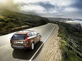 Обои Volvo XC60: Volvo XC60, Volvo