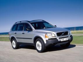 Обои Volvo XC90: Внедорожник, Скорость, Volvo XC90, Volvo