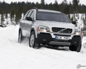 Обои Volvo XC90: Volvo C30, Volvo