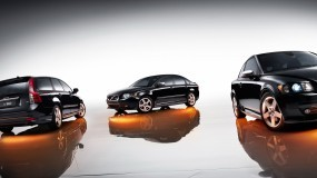 Обои Volvo XC90: Зима, Авто, Вольво, Снег, Volvo XC90, Volvo