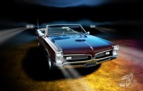 Обои Pontiac GTO: Кабриолет, Pontiac GTO, Другие марки
