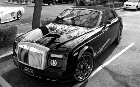 Обои Rolls Royce Phantom: Rolls-Royce Phantom, Другие марки