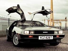 Обои DeLorean DMC-12: Авто, Назад в будущее, Другие марки