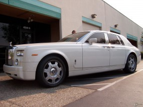 Обои Rolls Royce Phantom 2005 : Rolls-Royce Phantom, Другие марки