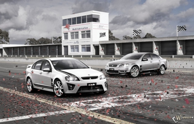Holden HSV GTS 40th Anniversary Edition