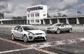 Обои Holden HSV GTS 40th Anniversary Edition: Holden, Другие марки