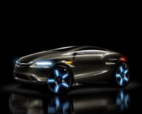 Обои Неоновый концепт: Авто, Concept, Neon, Другие марки