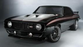 Обои 1969 Chevrolet Camaro: Chevrolet Camaro, Другие марки
