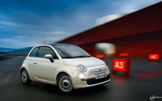 Fiat Mini concept car