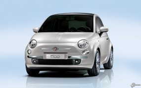 Обои Fiat 500 - Mini concept car: Fiat 500, Другие марки