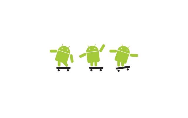 Android на скейтах