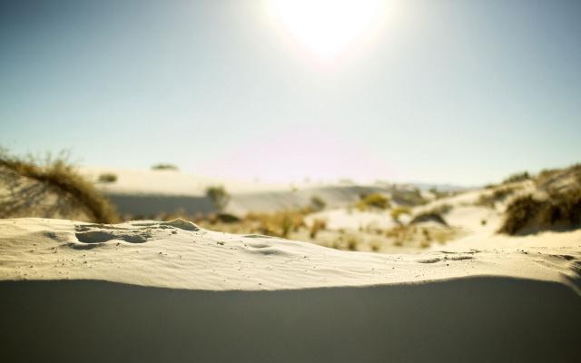 Песчаные холмы