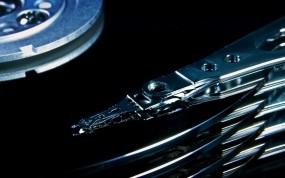 Обои Hard drive: Металл, Диск, Винт, Компьютерные