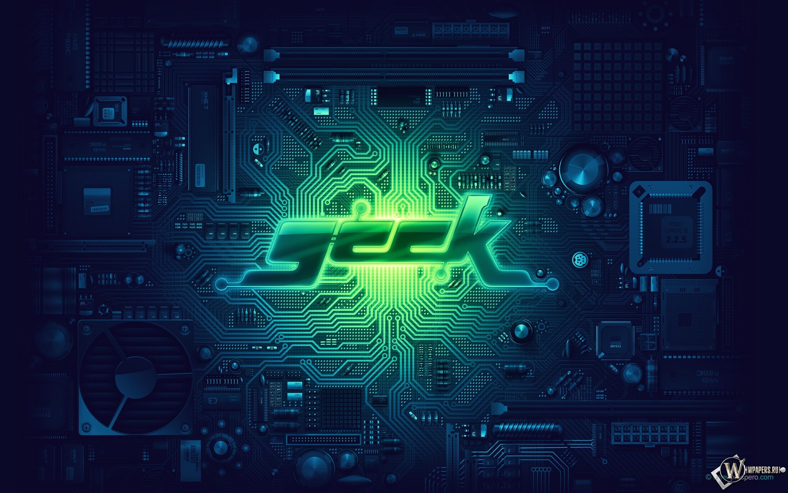 Geek 2560x1600
