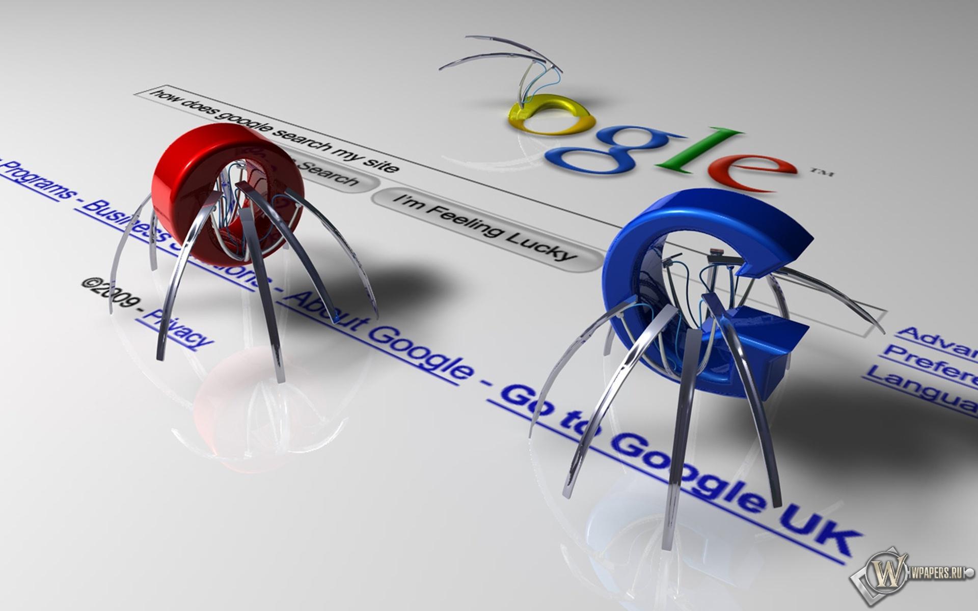 Google оживает 1920x1200