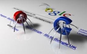 Обои Google оживает: Браузер, Google, Страница, Компьютерные-Фэнтези