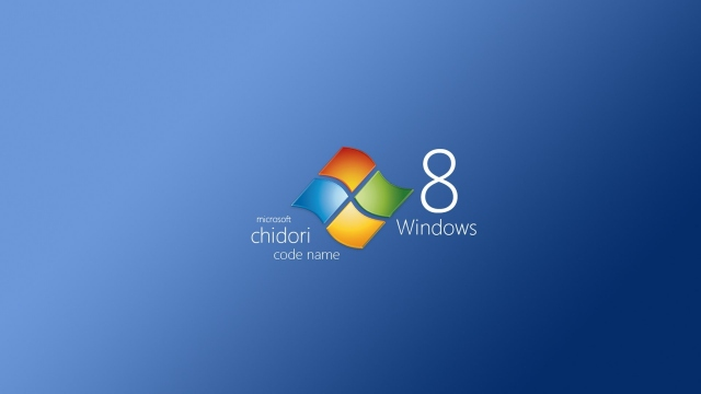 Windows 8 chidori
